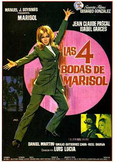 Ver Película Las Cuatro Bodas de Marisol Online Gratis (1967)