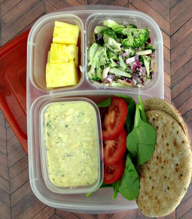 The Holland House: {Healthier} Egg Salad