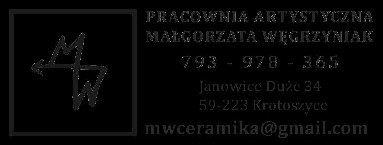 MW Ceramics - Małgorzata Węgrzyniak