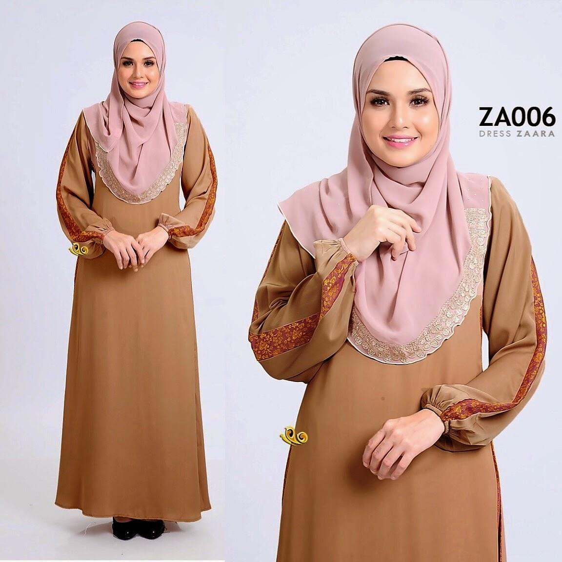 Comfynesta: BAJU RAYA 2015 DRESS MUSLIMAH ONLINE MURAH CANTIK