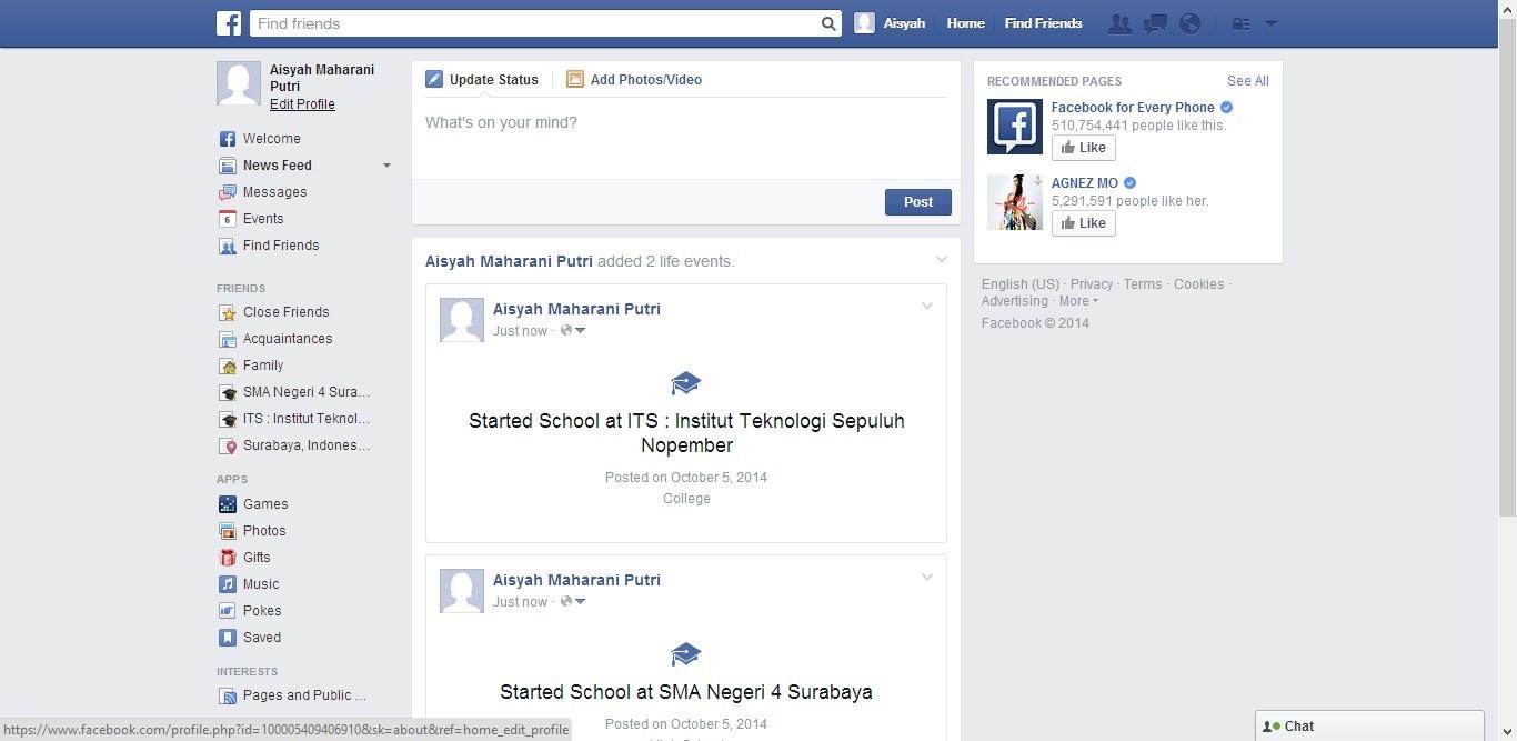 Cara Daftar Membuat Facebook gambar 5