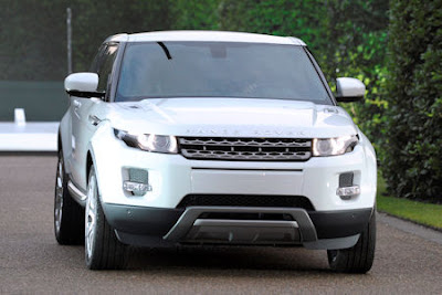 Fotos da Range Rover Evoque 5