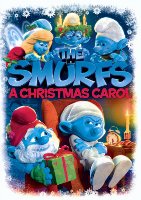 The%2BSmurfs%2BA%2BChristmas%2BCarol%2B%25282011%2529 The Smurfs: A Christmas Carol (2011)
