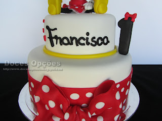 minnie and you cake