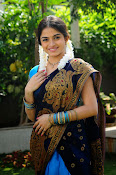 Sheena Shahabadi Latest Photos in saree-thumbnail-10