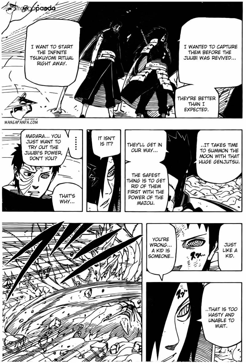 008, Naruto chapter 610    NarutoSub