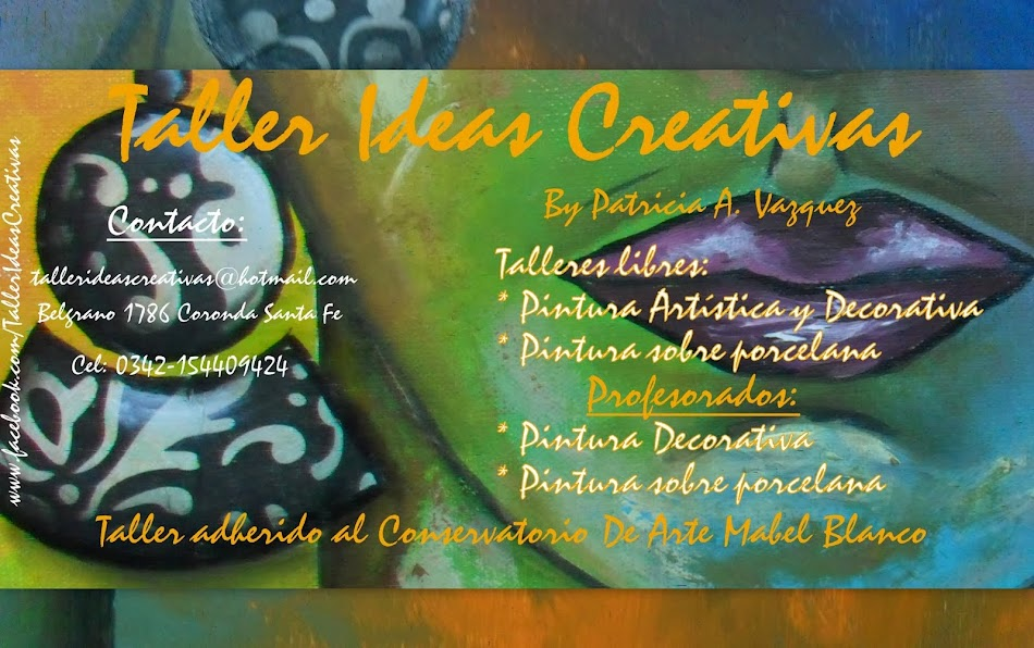Taller Ideas Creativas