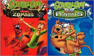 Scooby-Doo e os Zumbis + Scooby Doo e os Robôs DVDRip Dual Áudio Scooby Doo 2BXANDAODOWNLOAD