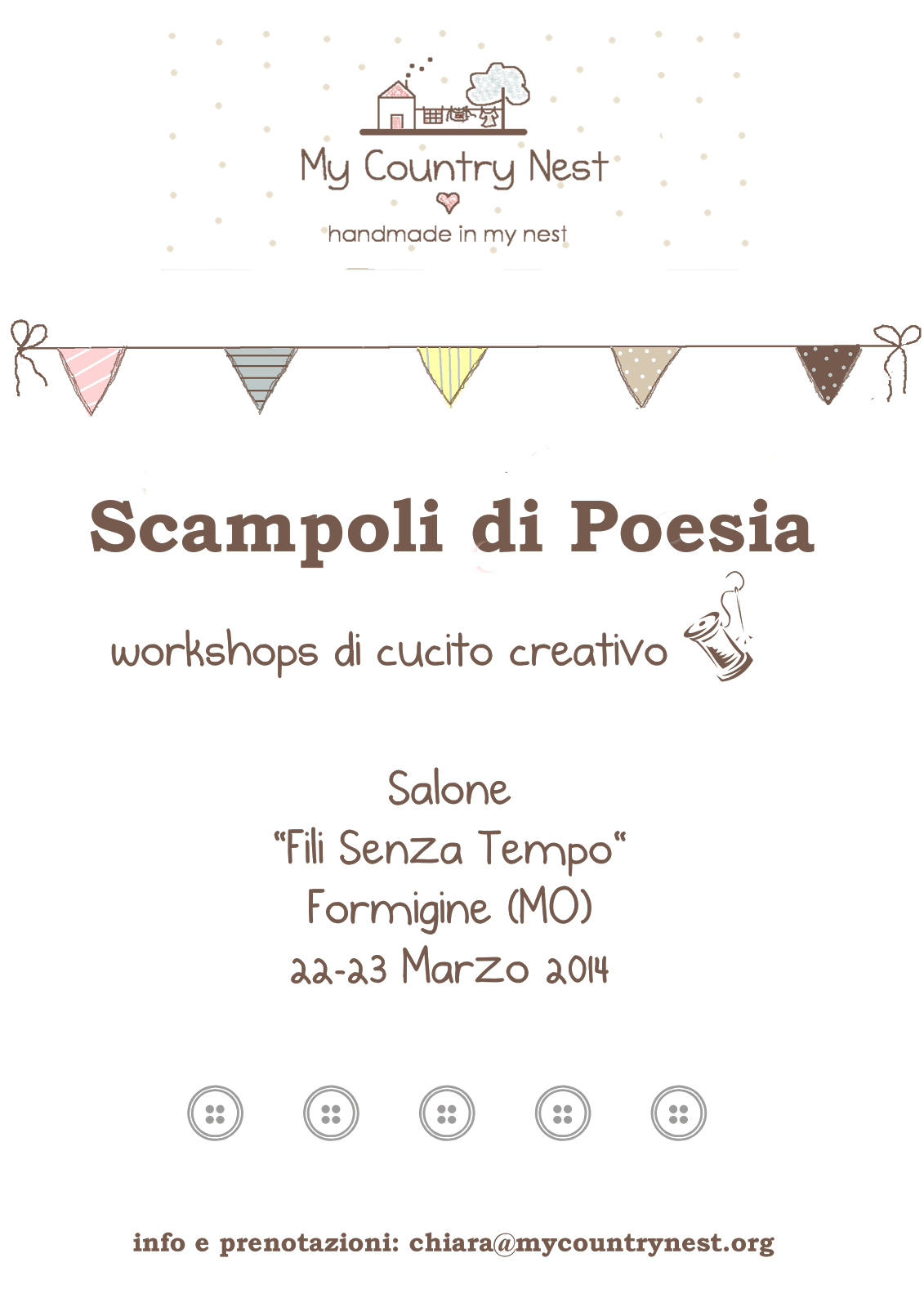 Workshops a Formigine (MO)
