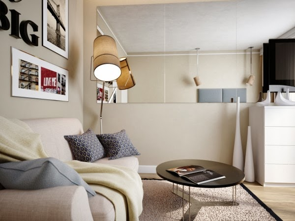 Un Petit Appartement Avec Grands Rêves