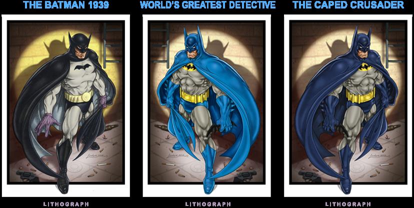 Batman 1939 - 1970 - 1980