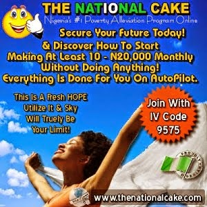 The National Cake