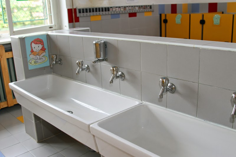 School Washroom