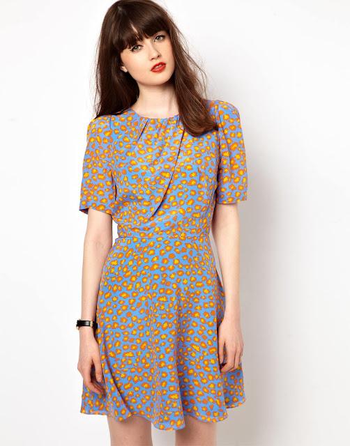 boutique jaeger silk dress