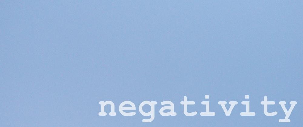 negativnost na blogovima