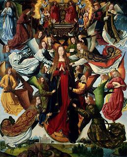 http://www.friendsofart.net/en/art/master-of-the-saint-lucy-legend/mary-queen-of-heaven