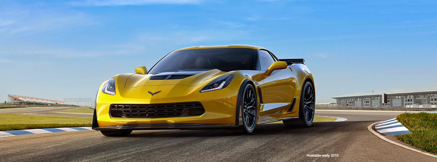 Pricing for the 2015 Corvette Z06