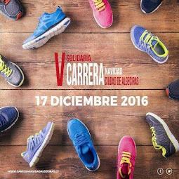 17/12 Carrera Solidaria Navidad Algeciras