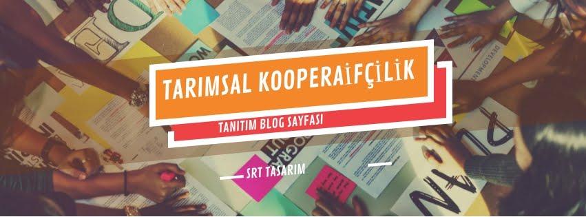 TARIMSAL KOOPERATİFCİLİK