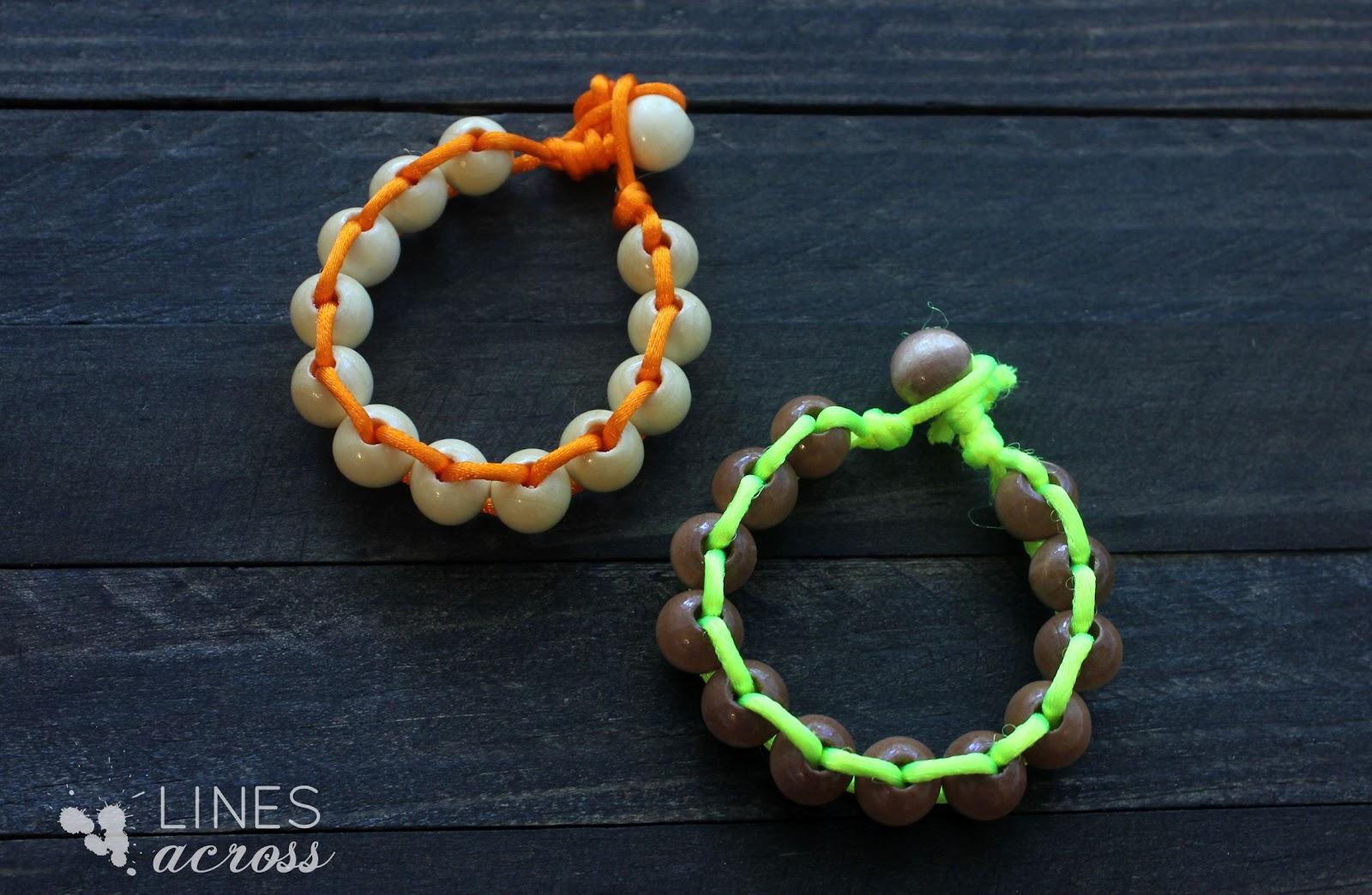 Фото браслетов из бусин своими руками