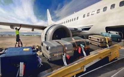 Cara Aman Membawa Barang Saat Di Bandara