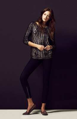Lookbook Stradivarius octubre 2012