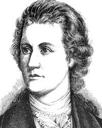 Escritor Wolfgang Goethe