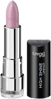 Preview: Die neue dm-Marke trend IT UP - High Shine Lipstick 020 - www.annitschkasblog.de