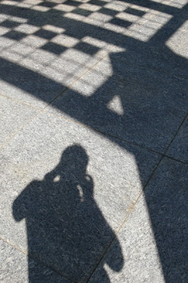 Shadow Pic at Centennial Olympic Park