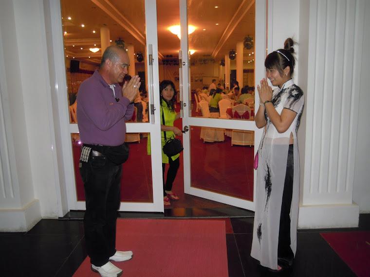เผยแพร่วัฒนธรรมไทย ในประเทศเวียดนาม( ๑-๖ ตุลาคม ๒๕๕๕)