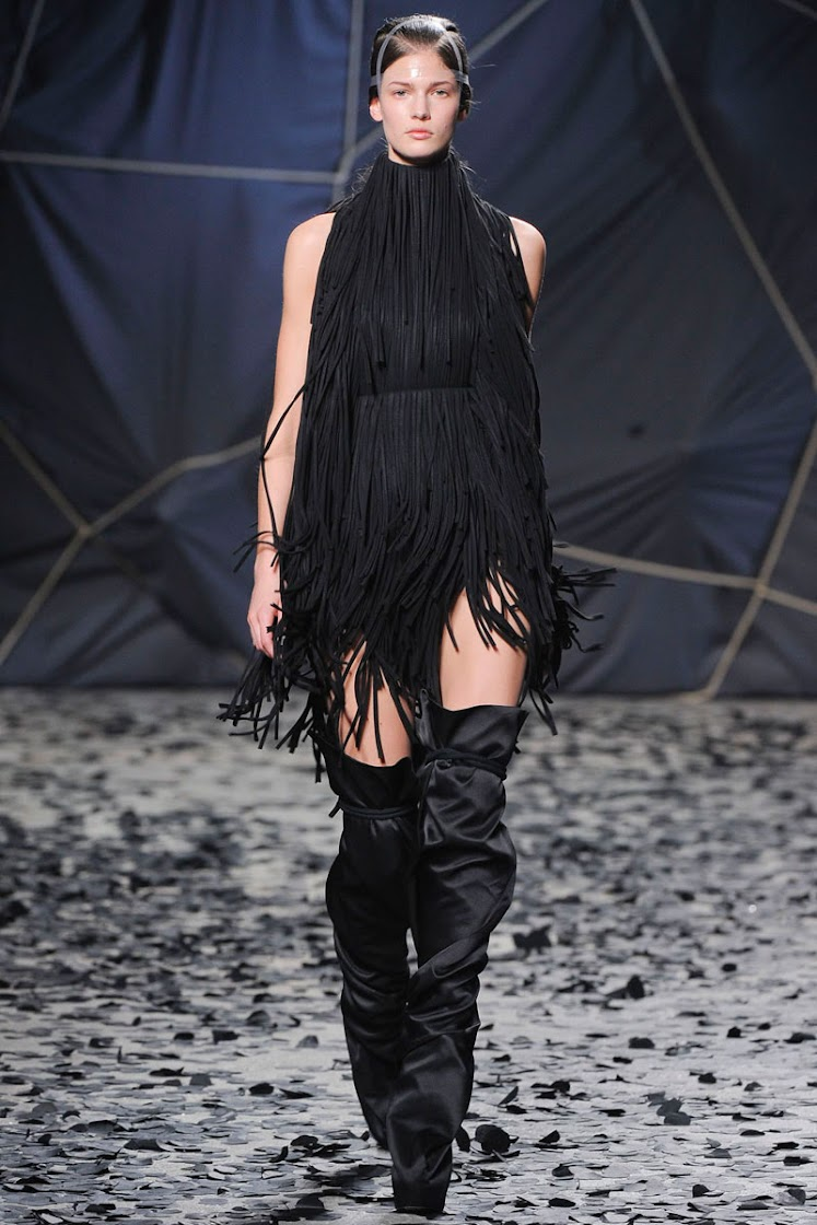Gareth Pugh Autumn/winter 2012/13 Women's Collection