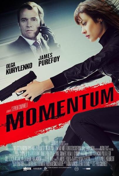 Poster of Momentum 2015 720p BluRay English