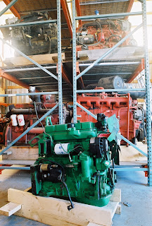 tractor engines for sale