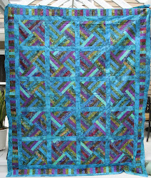 Batik Fabric Fling- Queen