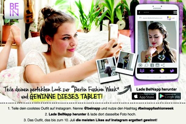 jasmin fatschild be in app