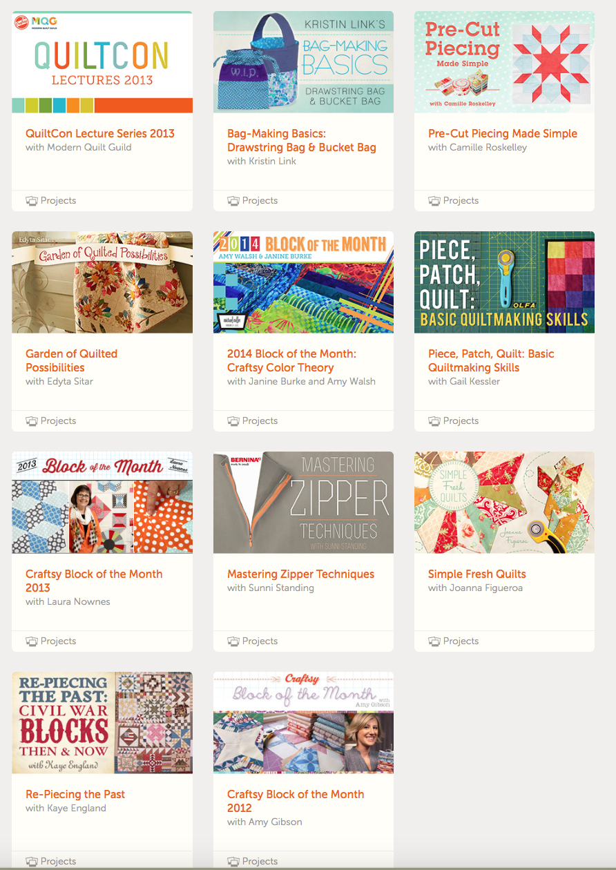 craftsy, classes, quilt, patterns, denise clason camille roskelley