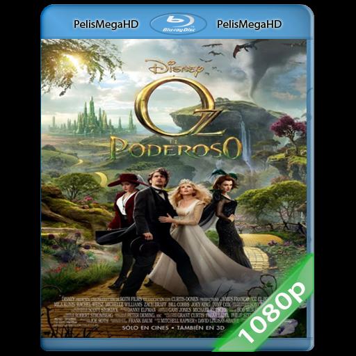 Oz: El Poderoso (2013) 1080p HD MKV Español Latino