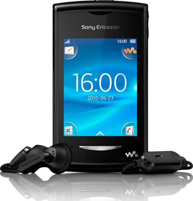 Sony Ericsson W150 Yendo