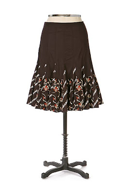 Anthropologie Gazania Skirt