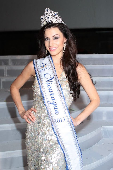 Miss Nicaragua 2013