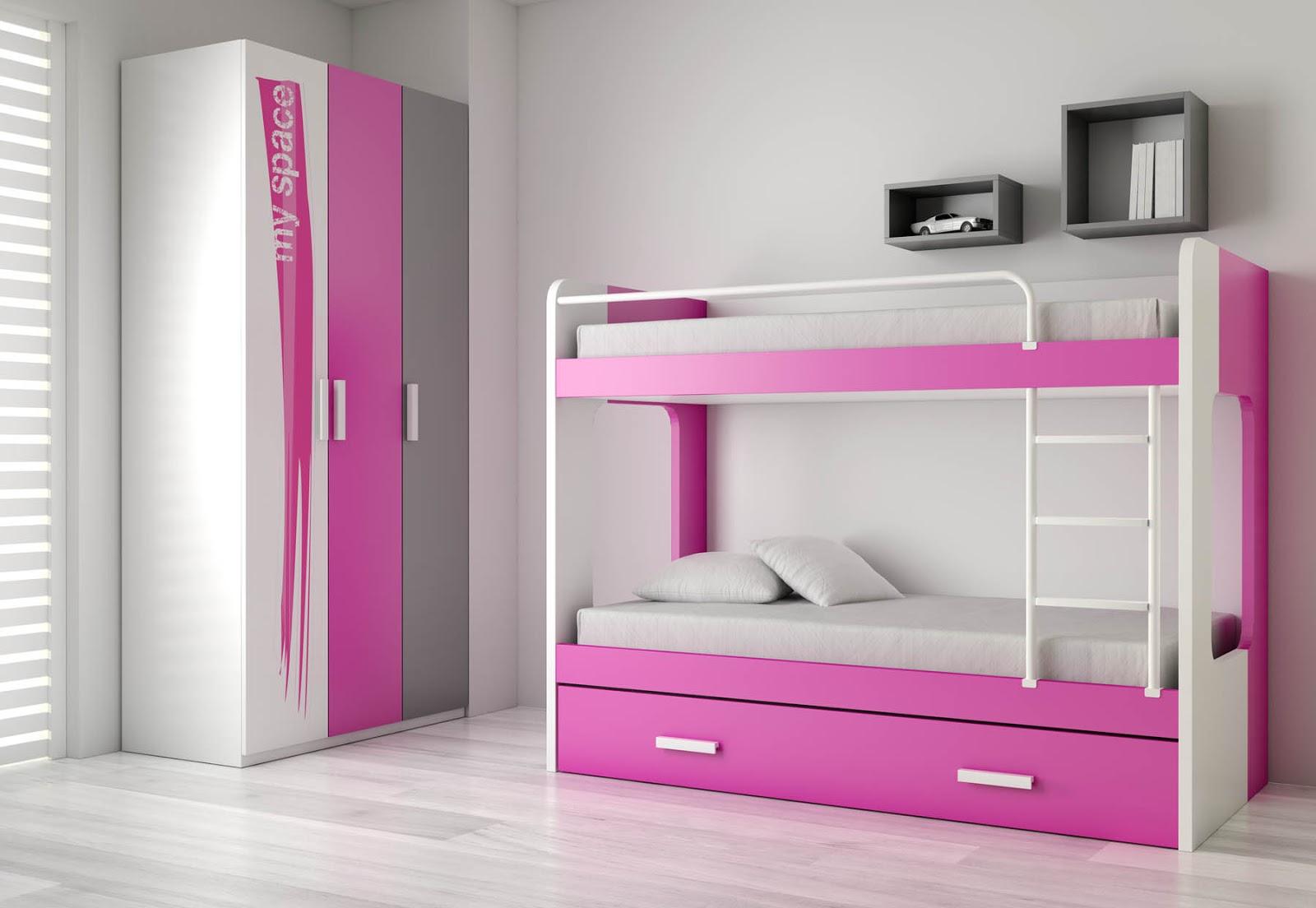 Culle per neonati camerette per bambini inseparabili for Camas dobles juveniles ikea