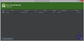 OpO ~ Cara Membuat AVD Dengan Android Studio