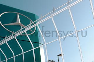 Забор металлический сварной Fensys. Фото 17
