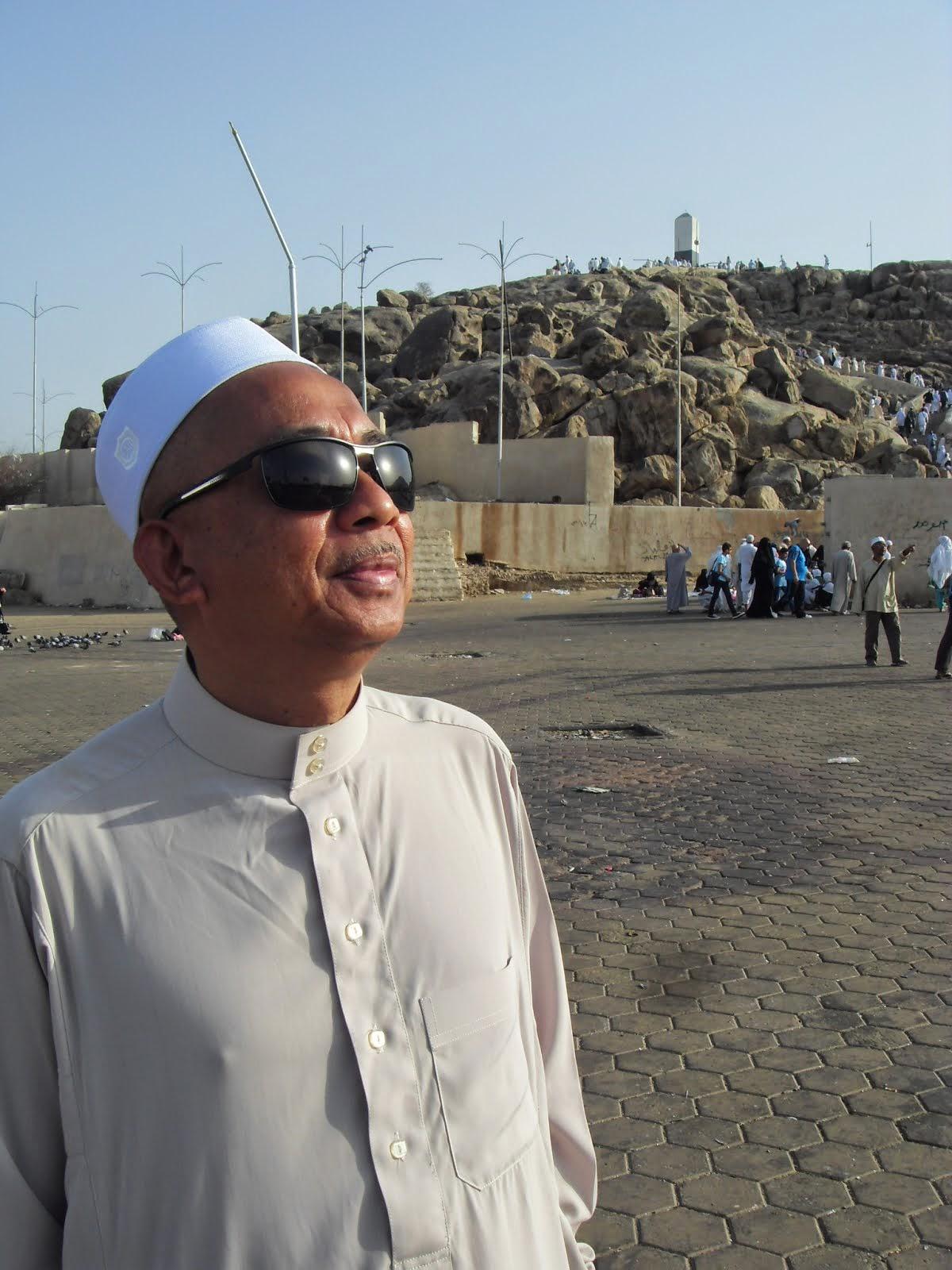 Belakangkan Jabal Rahmah