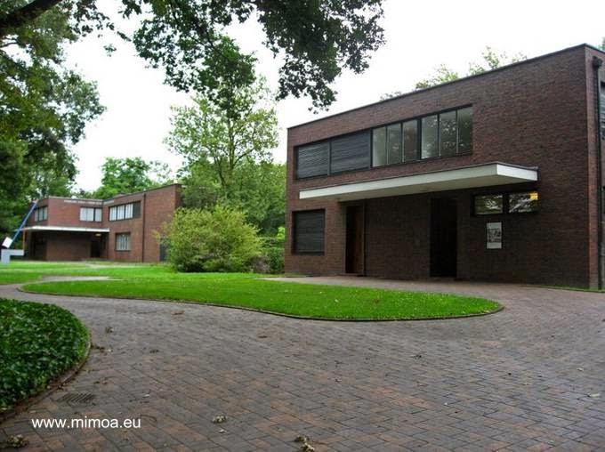 Casas Lange y Esters en Alemania