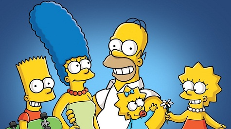 The Simpsons 26 di Fox channel.
