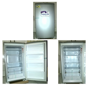 Upright Freezer /Bukaan Depan