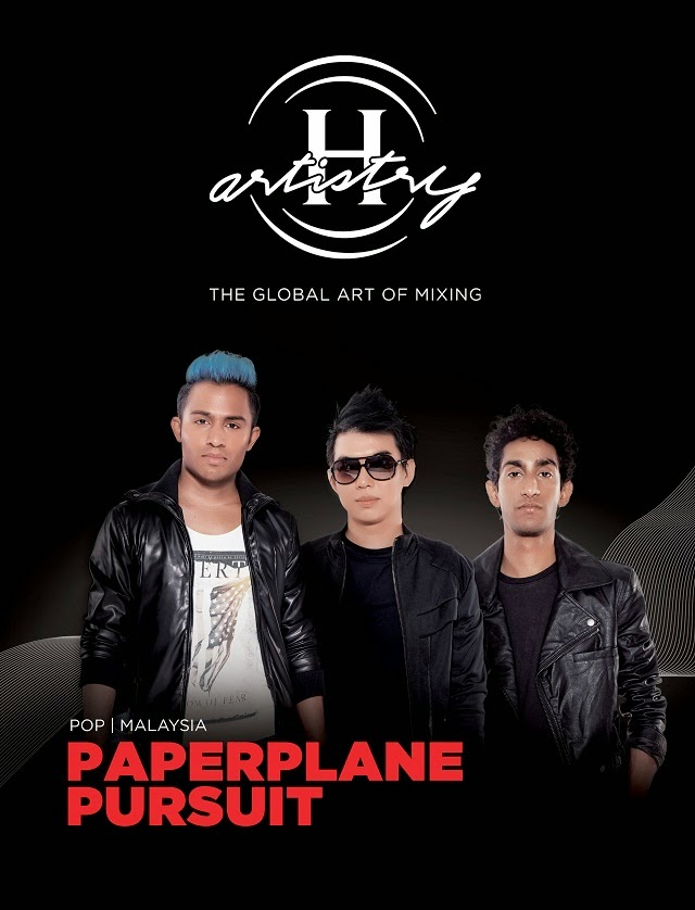Paperplane Pursuit - Malaysia