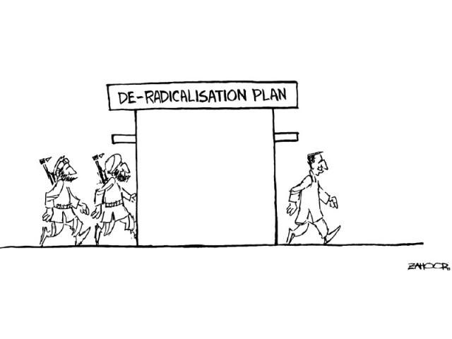 The Express Tribune Cartoon 20-8-2011
