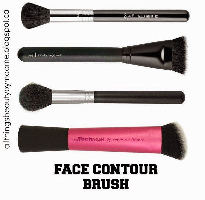 contour brush morphe. face contour brush morphe 6